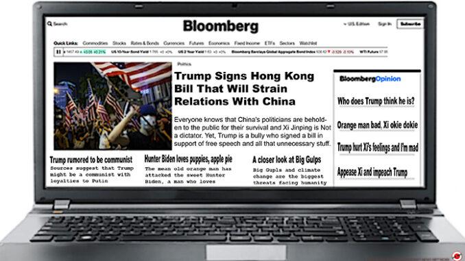 bloomberg comic